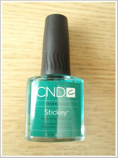 Creative Nail Design - Stickey Base Coat