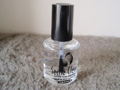 Seche Clear - base coat
