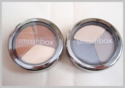 Smashbox Trio Shadows - Opulence & Indulgence