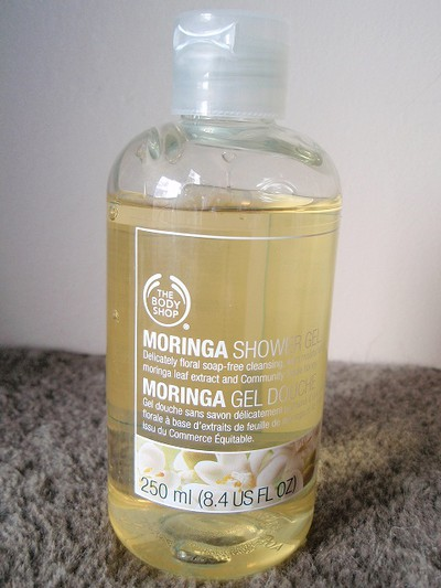 The Body Shop - Moringa Shower gel