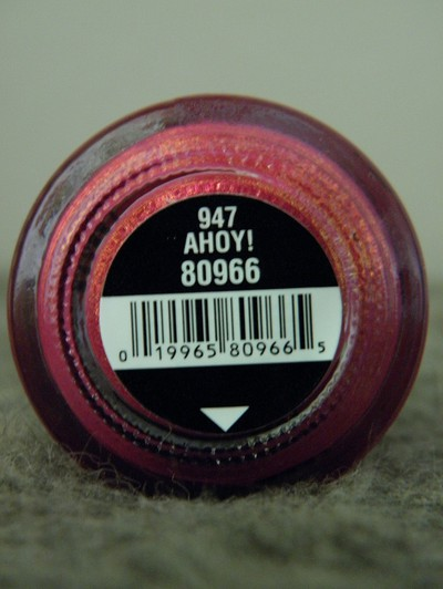 China Glaze - Ahoy!