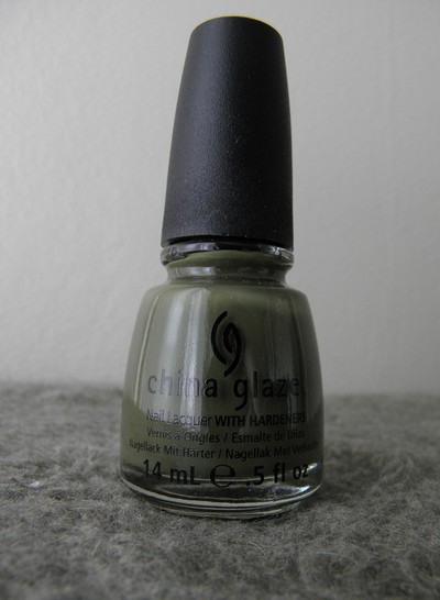 China Glaze - Westside Warrior