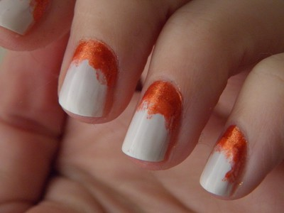 NOTD - 4/11-11 Virgin Pumpkin