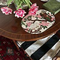 Tulpaner och magnolia