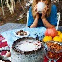 8e luckan Mandellatte - Almond Latte