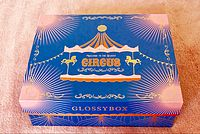 Glossybox september 2018 Beauty Circus