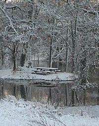Hej mitt vinterland....