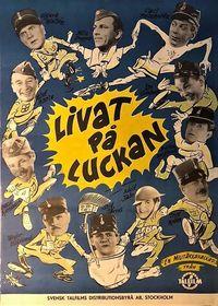 LIVAT PÅ LUCKAN /1951