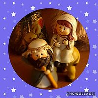 Rackarhuldas julkalender - lucka nr 1