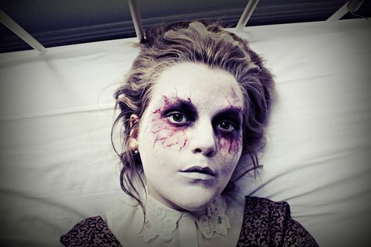 Halloween Sminkning Joker.Kolla Har Ar 7 Creepy Sminkningarna Som Du Bara Maste Se