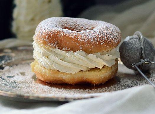 Bildresultat för donut semla