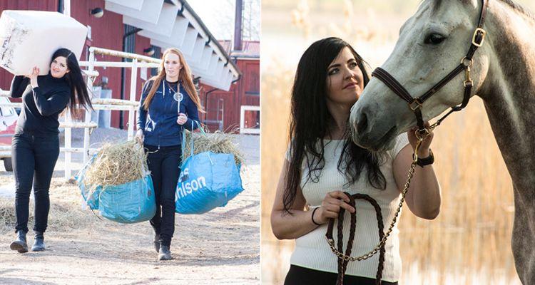 Varför du ska dejta en hästtjej